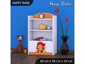 Regál Happy Orange RN08
