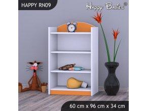 Regál Happy Orange RN09
