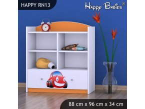 Regál Happy Orange RN13