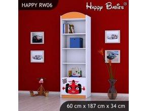 Regál Happy Orange RW06