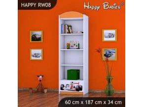 Regál Happy Orange RW08
