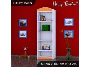 Regál Happy Orange RW09
