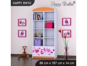 Regál Happy Orange RW10