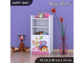 Regál Happy Pink RN01
