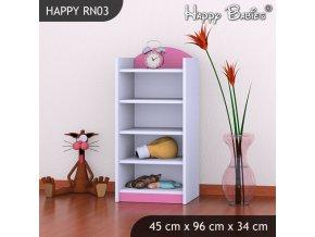 Regál Happy Pink RN03