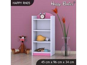 Regál Happy Pink RN05
