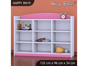 Regál Happy Pink RN19