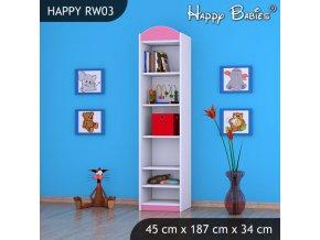 Regál Happy Pink RW03