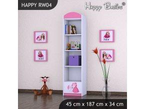 Regál Happy Pink RW04