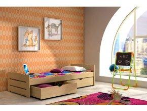 Oľga 9 200x90 detská posteľ