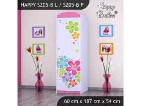 Skriňa Happy Pink SZ05-B