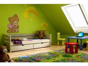 Oľga 10 180x80 detská posteľ