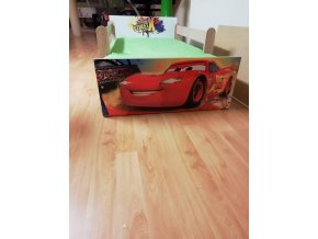 Posteľ Max Disney Cars 160x80