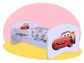 McQueen Lightning - posteľ Hobby 140x70