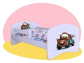 Cars 2 Mater - detská posteľ Hobby 140x70