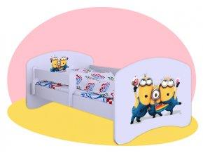 Ja zloduch - detská posteľ Hobby 140x70