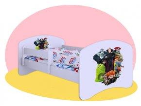 Hotel Transylvania 2 - detská posteľ Hobby 140x70