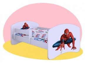 Spiderman 140x70- Hobby Detské postele
