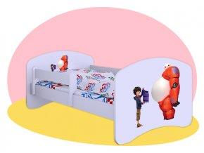 Big Hero 6 - detská posteľ Hobby 160x80