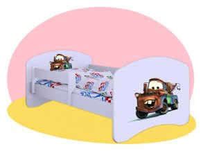 Mater - Detská posteľ Hobby 160x80
