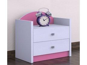 873 nocny stolik happy pink szno 01 všetky motivy