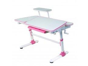 Rastúci písací stôl Inverto - 3 farby