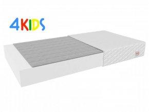 Pohánkový matrac Bambino Candy 160x80