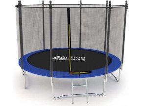 JustJump 404 cm + ochranná sieť + rebrík