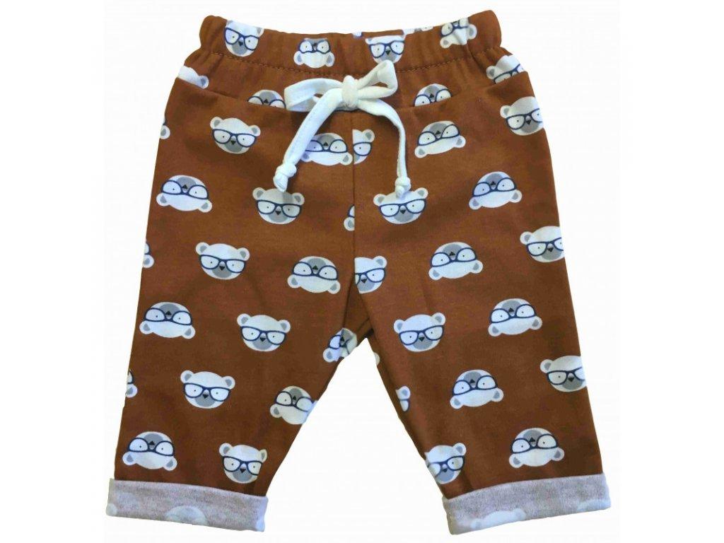 Kojenecké kalhoty David
