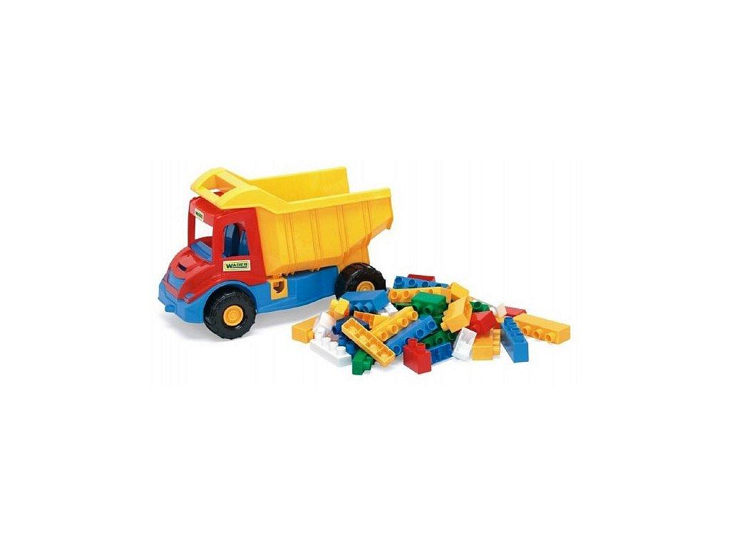 hracka auto multitruck s kostkami 1