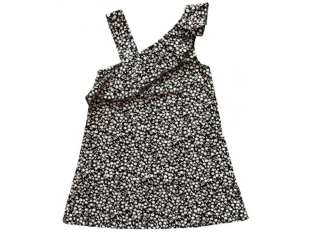 Dívčí bavlněné šaty chic&style