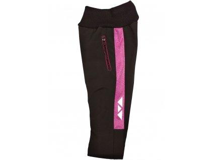 Softshellové kalhoty dívčí
