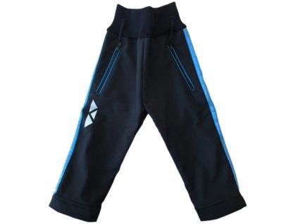 Softshellové kalhoty chlapecké