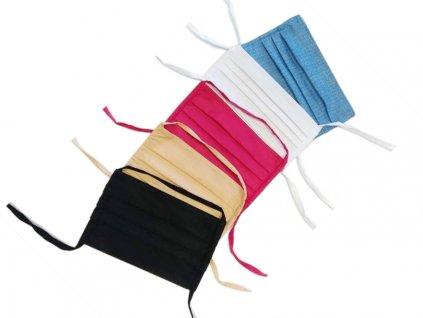 textilni rousky pro dospele a deti