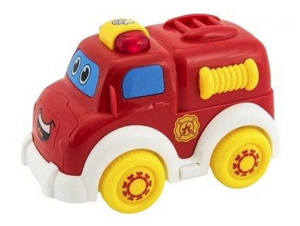 DĚTSKÁ HRAČKA Auto hasiči pro nejmenší