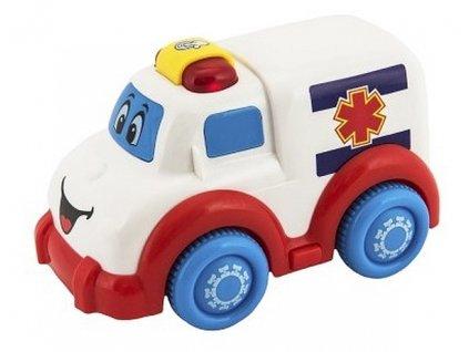 Auto ambulance pro nejmenší