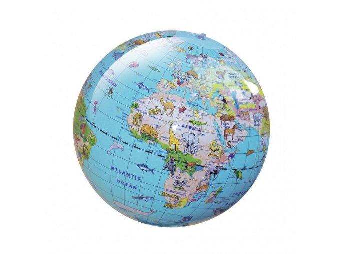 Globus 30 alone zvirata2