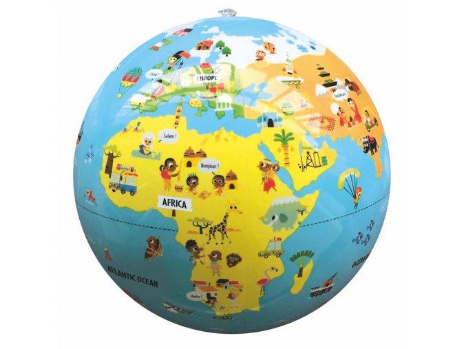 Globus 30 alone maly cestovatel