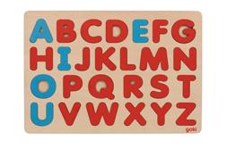 Puzle abeceda