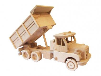 Dřevěná Tatra 148 sklápěčka