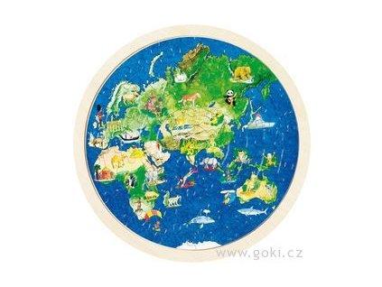 03 puzzle kruh zeme