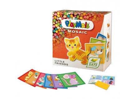 Playmais Mosaic Zvířátka