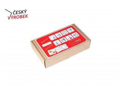 organizace casu krabice