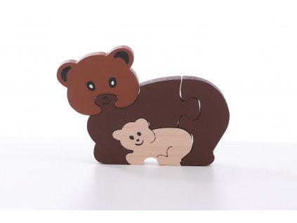 Medvídek rozkládací