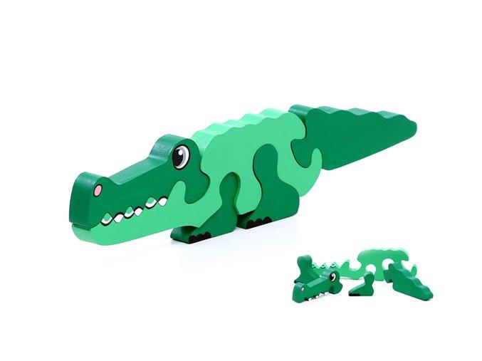 rozkladaci krokodyl