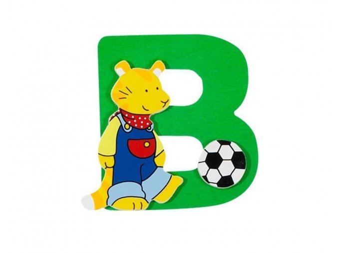 pismeno B