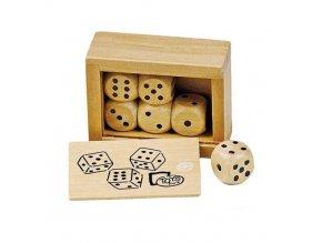 Stolní hra Hrací kostky