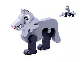 rozkladaci vlk