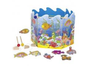Stolní hra Magnetický rybolov