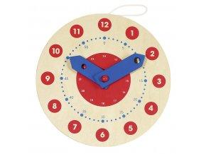 Dřevěné výukové hodiny